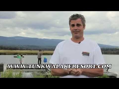 BC Fishing Resort: Tunkwa Lake Resort