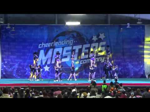 Masters Super Cheer 2017 - National Power Cheer
