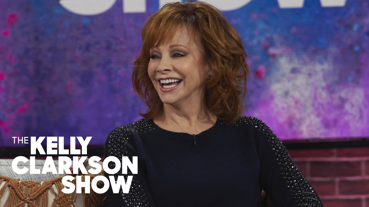 Reba McEntire Surprises Terminal Cancer Patient With Heartfelt Message | The Kelly Clarkson Show