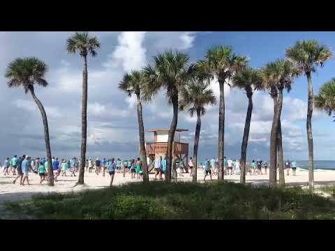 Hands Along The Water- Florida Statewide Event Coquina Beach Anna Maria Island