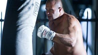 Смешанные единоборства: тренировка с резиной (the best russian MMA fighter training ever)
