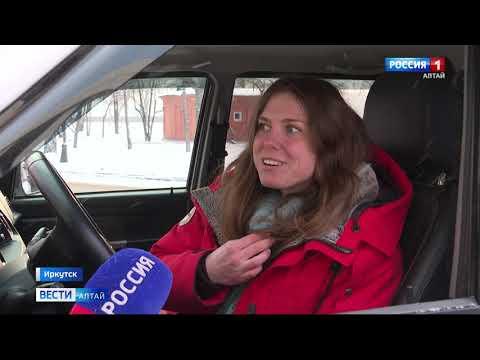 Девушка на УАЗе отправилась в одиночное автопутешествие с Алтая во Владивосток