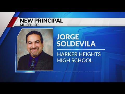 New Harker Heights High School principal announced