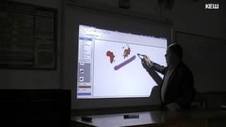 Демонстрація роботи інтерактивної дошки