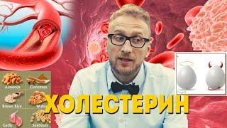 КАКОЙ ХОЛЕСТЕРИН, Доктор Утин?   #ПроверьСердце