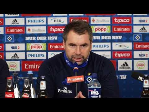 Warum HSV-Trainer Bernd Hollerbach an den Klassenerhalt glaubt