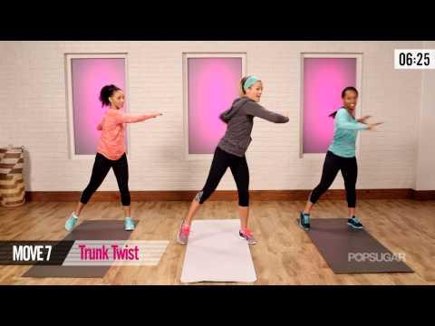 Popsugar Fitness: 10 Min Ultimate Warmup