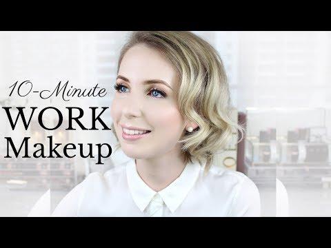FAST & EASY Work/Uni/Interview Makeup Tutorial | Pale Skin