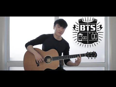 BTS (방탄소년단) - Save Me - Guitar Cover