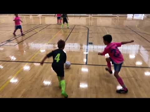 FC Heat - B2010 - Futsal Game 7