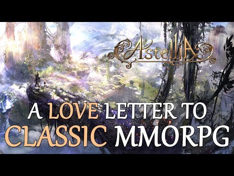 Astellia: A Love Letter To Classic MMORPG