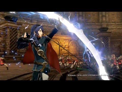 Fire Emblem Warriors - Awakening Heroes Introductions 英雄紹介 ファイアーエムブレム無双
