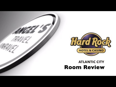 Hard Rock Hotel & Casino Atlantic City NJ South Tower Classic King Room Review