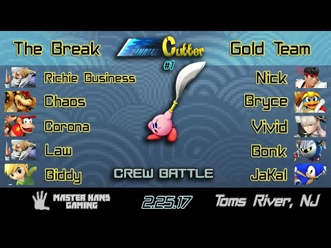 FC #1 - Crew Battle - Gold Team (GT)  vs. The Break (TB)