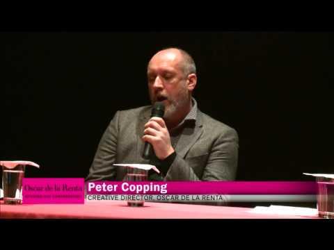 'Oscar de la Renta: The Retrospective' Opening-Day Conversation