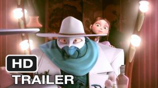A Monster In Paris (2011) Movie Trailer HD - TIFF