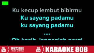 Kasih Jangan Kau Pergi lyrics - Yura Yunita Acoustic Versions - Karaoke 808