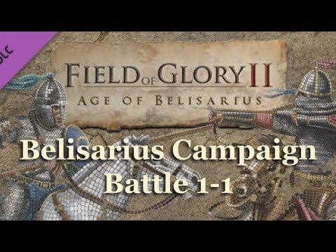FoG2 - Belisarius Campaign 1-1 |