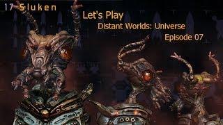 Distant Worlds LP as Slukens Ep 7 - Bigger Ships