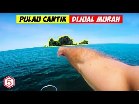Pulau Cantik ini Di Jual Sangat MURAH Tapi tidak satupun orang Mau Membelinya