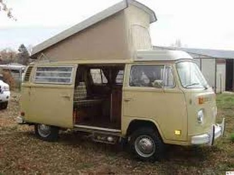 1978 vw bus engine install and test drive