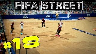 FIFA STREET 4| Прохождение КАРЬЕРЫ | #18 [СОРВАЛ ГОЛОС ! ]