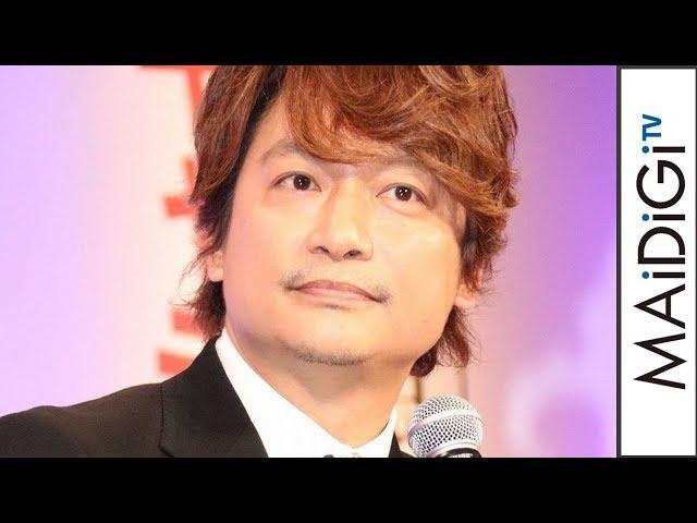香取慎吾、元「SMAP」に「慣れたと思います」 久米宏の直球質問に対応 「第55回ギャラクシー賞」贈賞式