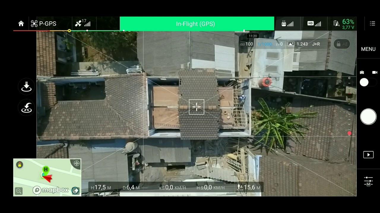 Jellow Effect Pada DJI Phantom 3 Pro | #DroneVlog