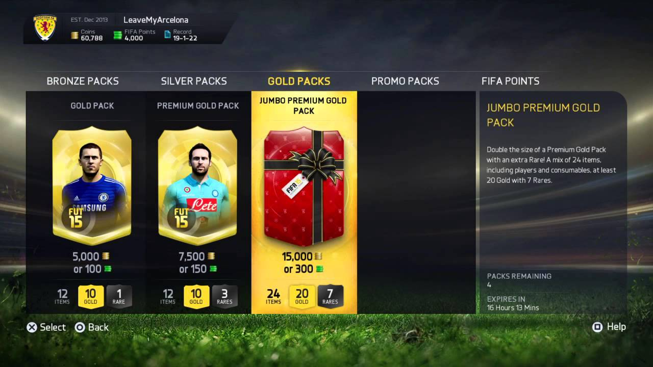 Fifa Points Ps4