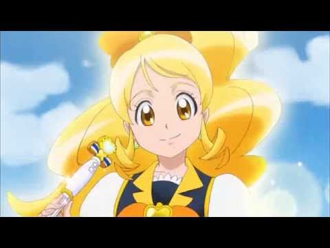 Happiness Charge Precure : Cure Honey