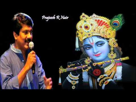 Thozhuthittum Thozhuthittum Mathi Aakunnillallo...! Sreekrishna Devotional Song. ♪ Prajeesh ♪