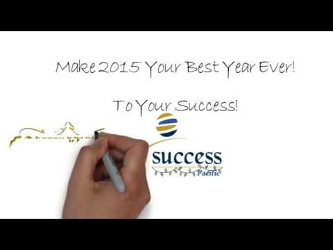 Happy New Year 2015 from Success Pacific