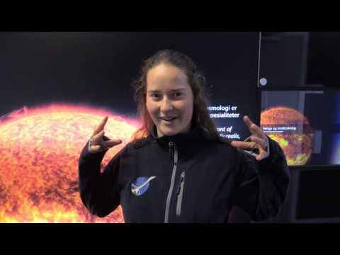Students about European Space Camp 2017