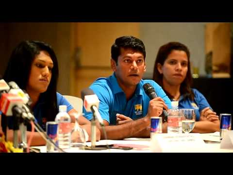West Indies Womens tour of Sri Lanka 2015 - Media Launch