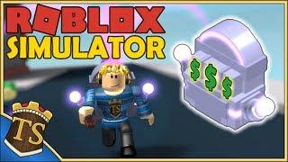 Danish Roblox | Cash Grab Simulator-Legendary game!
