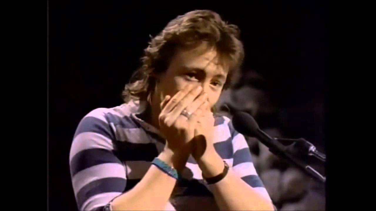 Julian Lennon Too Late For Goodbyes