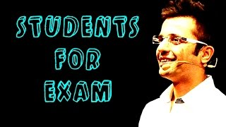 Students for exam study motivational speech - by (ft.sandeep maheshwari) ! hindi