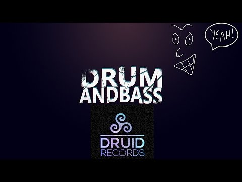 Drum And Bass Heavy Neurofunk Techstep DNB - DRUID RECORDS SPECIAL
