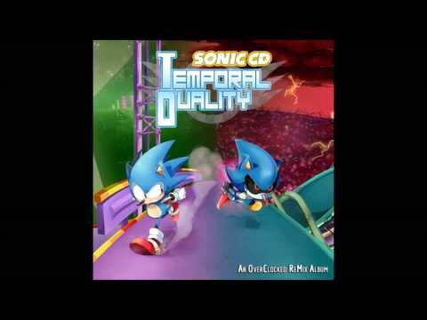 Sonic CD Remix - Past - This Is Madness! [Metallic Madness JAP]
