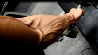 How To Get Veins To Pop Out On Your Forearms - RIPPED Vascular Arm Exercise