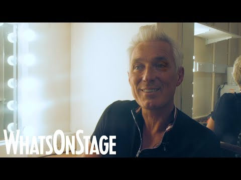 Martin Kemp in Chicago | Meet the new West End Billy Flynn