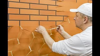 Realizacja cegły elewacyjnej Master Brick - krok po kroku