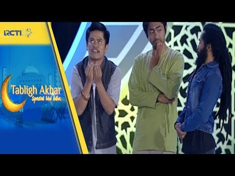 TABLIGH AKBAR - Sobri Dan Ncuy Minta Diajari Do'a Sama Cupink Topan [1 September 2017]
