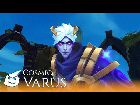 Cosmic Varus.face