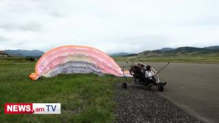 Karabakh small aviation  First step taken