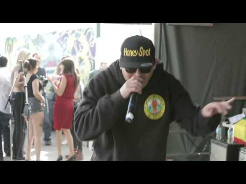 Son Doobie of Funkdoobiest Gets Dope on the Mic at 4/20 Vancouver 2017