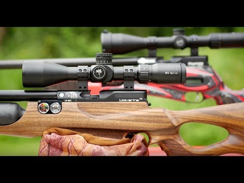 REVIEW: Daystate Wolverine R Hunting Airgun - Regulated Side Lever Air Rifle
