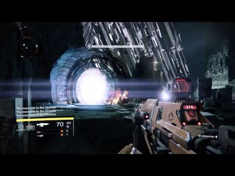 Destiny vog hard mode last boss with suprise loot