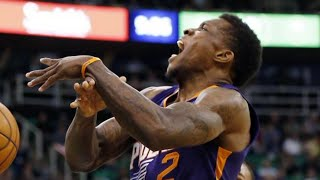 eric bledsoe injury injured knee hurt torn acl tear sprained left knee vs sixers my thoughts review