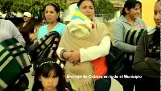 Entrega de Cobijas - Gobierno Municipal de Ayotlan